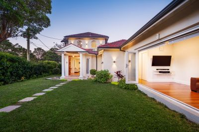 Beautiful blend of modern renovations/contemporary finishes with character features.