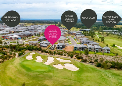 Colebee, Lot (1720) 6 Aspect Crescent | Stonecutters Ridge