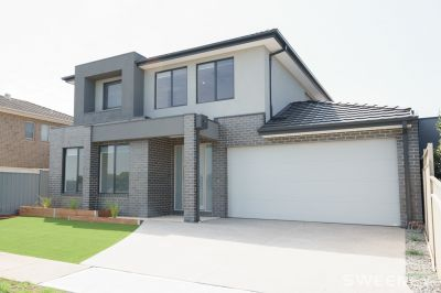 Brand New Family Home on a Grand Scale