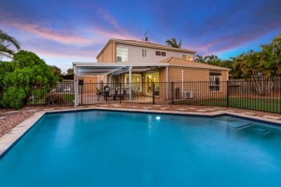 Much Loved Family Home With A Pool
