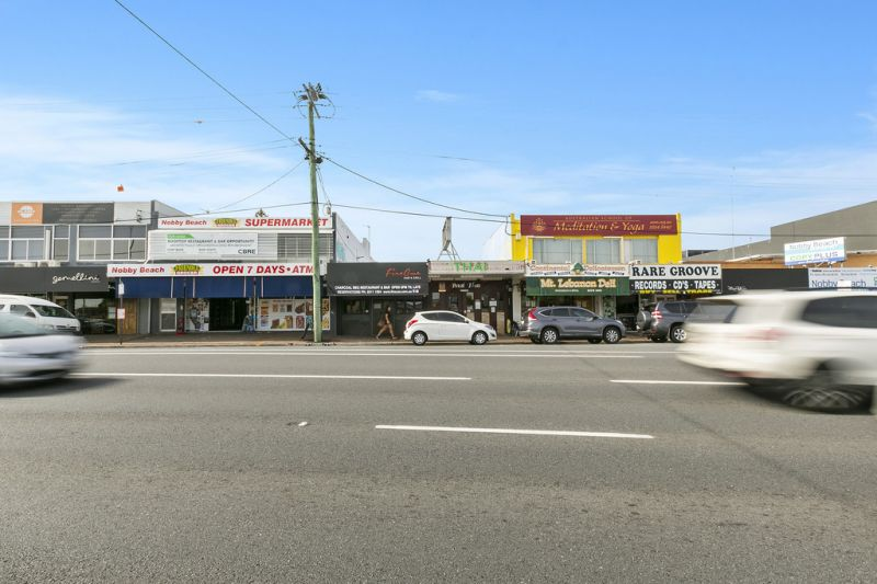 Freehold Retail Investment - Nobbys Beach