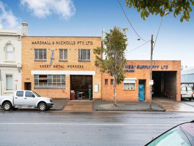 136 & 142 Montague Street, South Melbourne