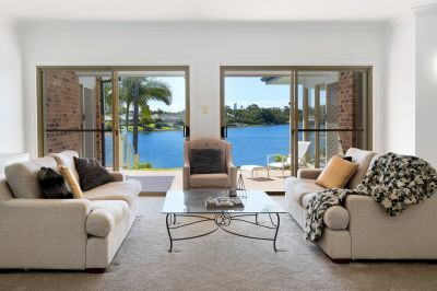 North Facing, Wide Water Entertainer - Auction This Saturday!