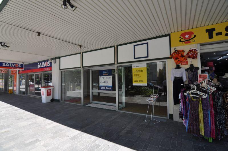 Prime Flinders Street retail space