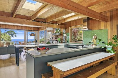 RENOWNED ARCHITECT'S RENOVATED FAMILY BEACH HOME