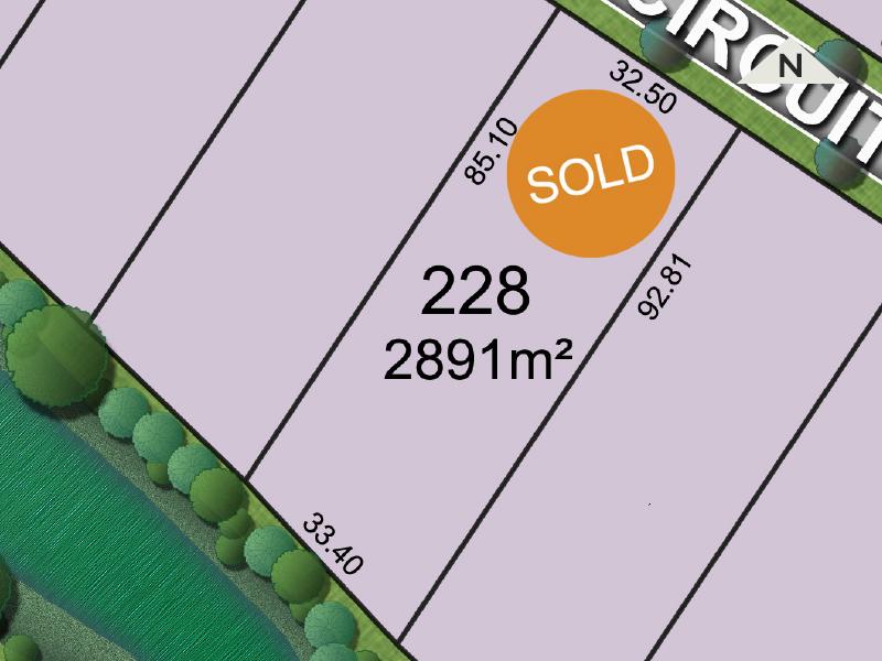 Branxton Lot 228 Pin Oak Circuit