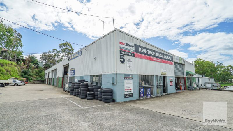 Functional Trade Sheds Priced to Lease