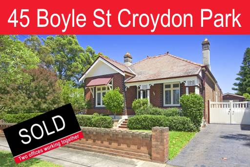 David & Carolyn   Boyle St Croydon Park