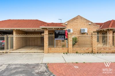 SECURE LOCK & LEAVE VILLA IN IDEAL LOCATION!