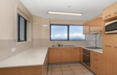 12TH FLOOR BEACH SIDE UNIT IN BURLEIGH HEADS