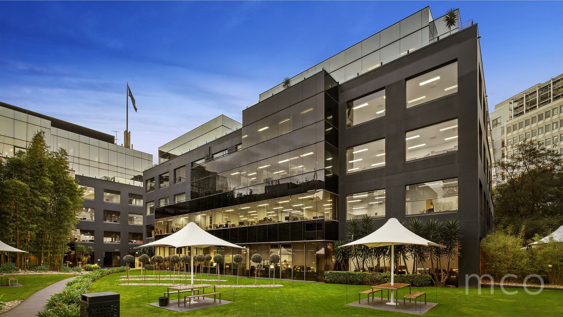 Flexible leasing opportunity within low rise buildings on outskirts of Melbourne CBD