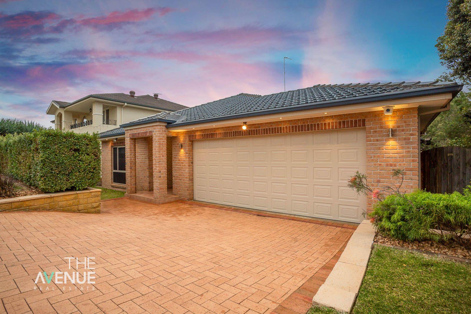 39 Valenti Crescent, Kellyville NSW 2155