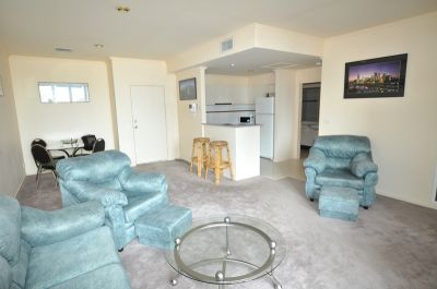 Southgate, 6th floor - FULLY FURNISHED: Entertainment All Around!