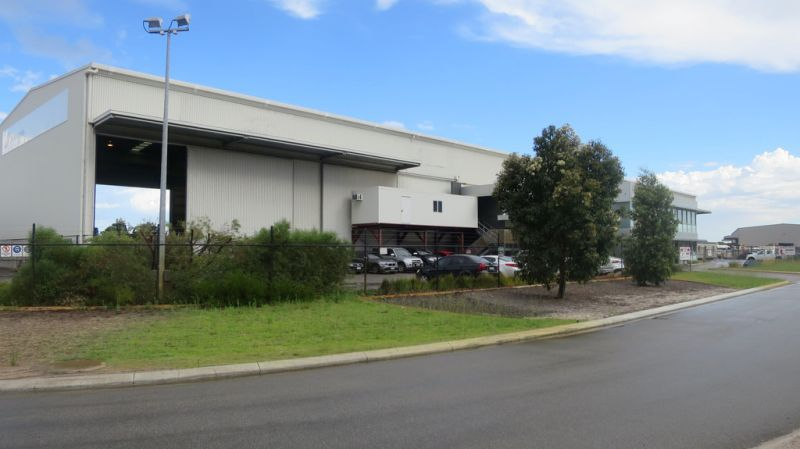 "High Spec and Well Located ""A"" Grade Industrial and Engineering Facility"