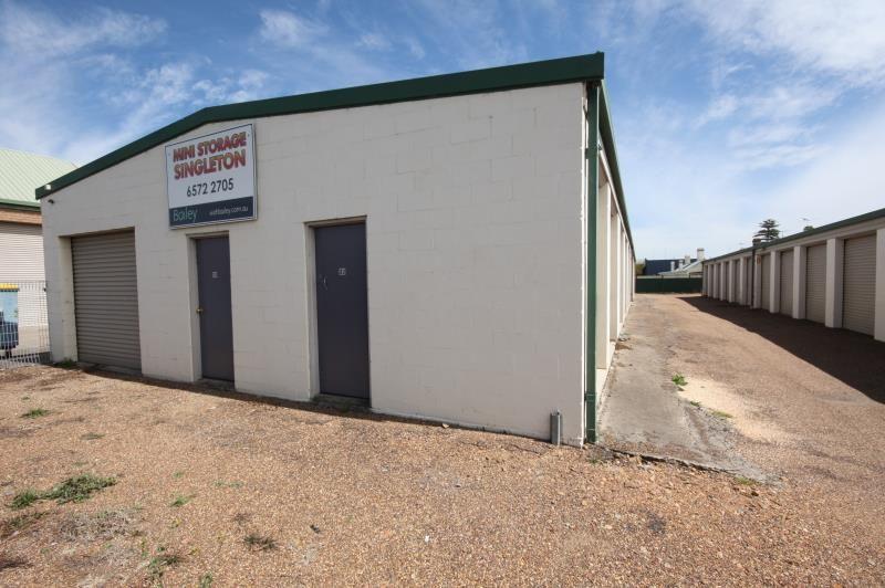 1 Frederick Street Storage Sheds, Singleton