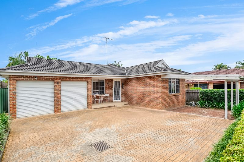Easy maintenance living in great locale