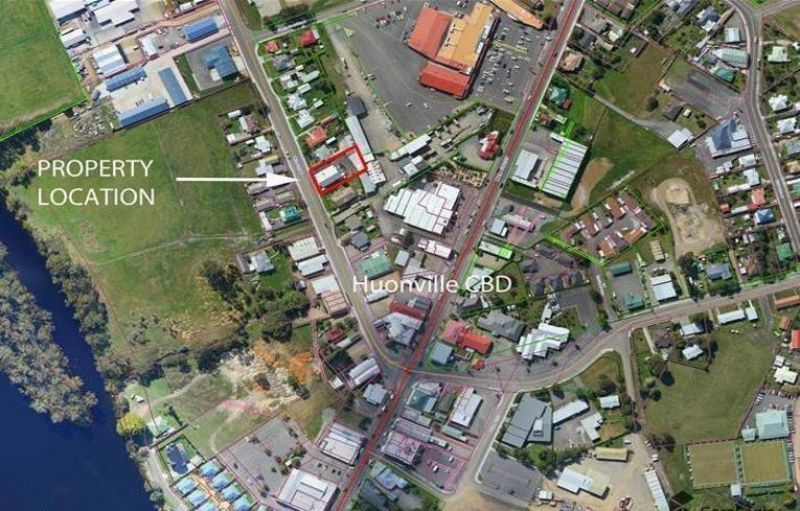 Business Zone Freehold Opportunity. Multiple Usage - Development Opportunity