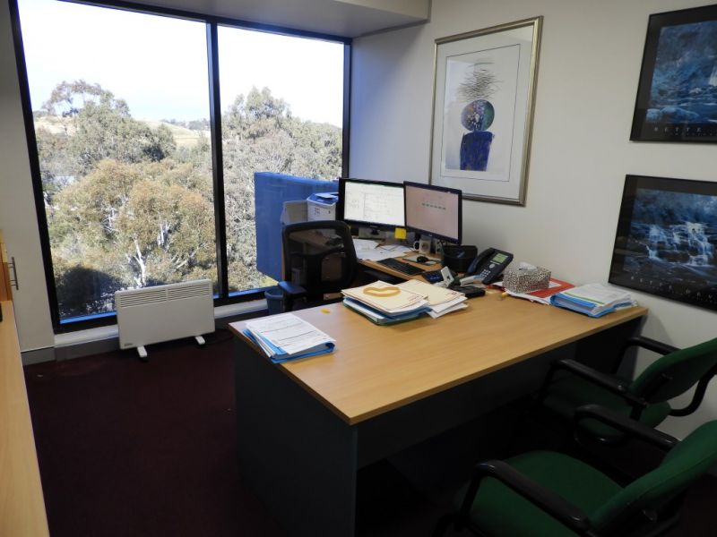 PREMIUM OFFICE SPACE WITH LEAFY OUTLOOK