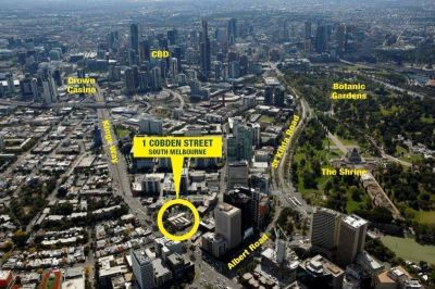 1 Cobden Street, South Melbourne