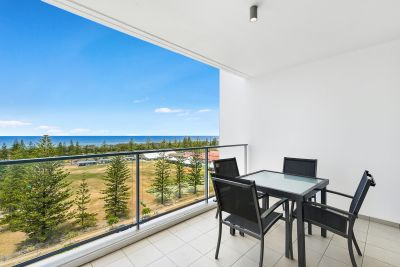 WHAT A VIEW!  LOCATED IN CENTRAL BROADBEACH