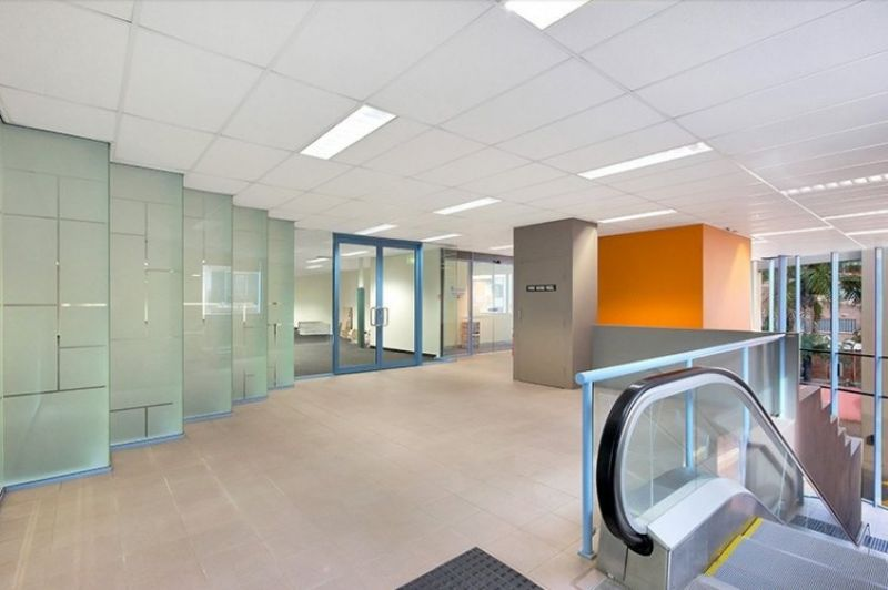 Leased Modern Office + Parking