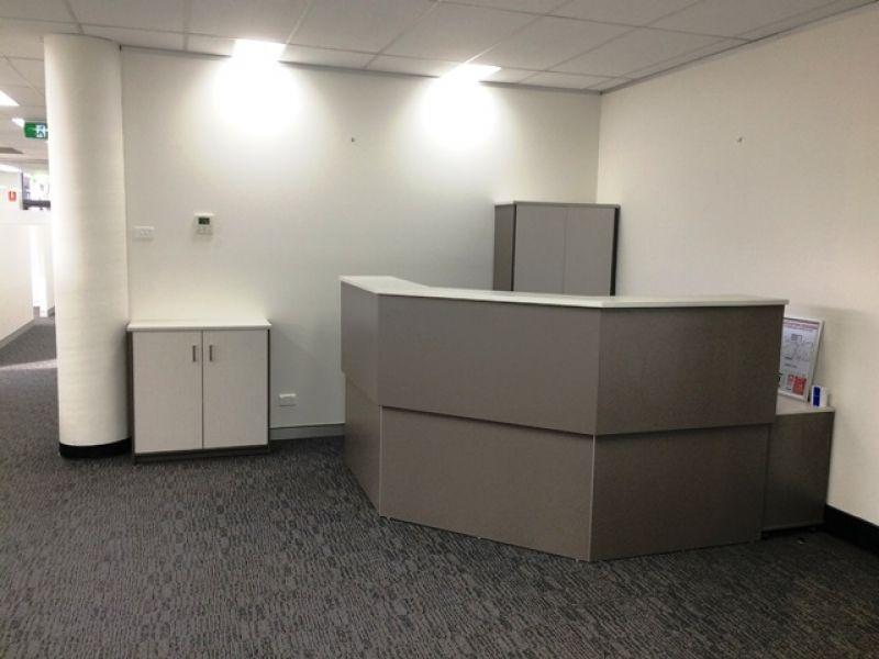Recently Refurbished Modern office