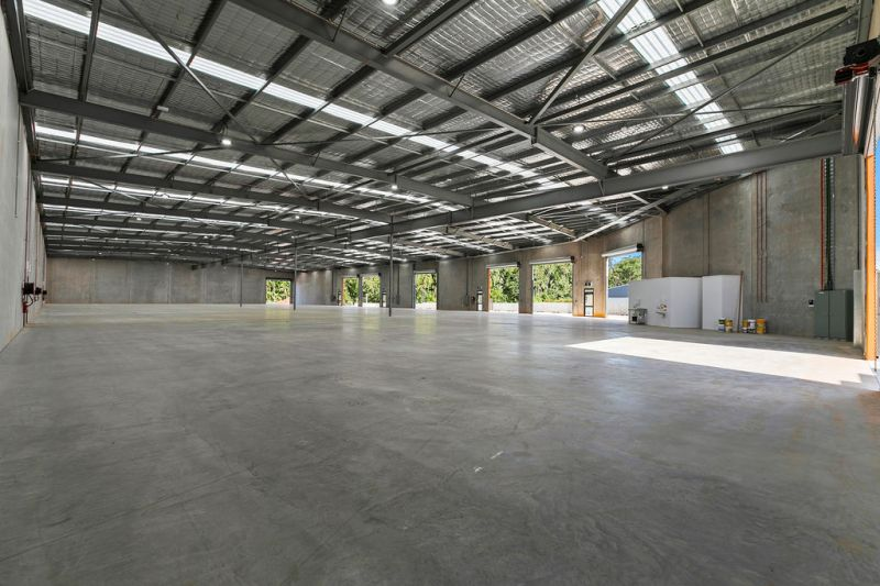 New Warehouse Or Storage Facility