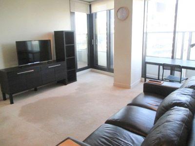 Victoria Point 1: 31st Floor - Stunning One Bedroom Studio!