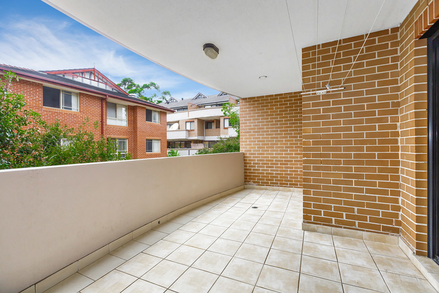 34/5-7 Exeter Road, Homebush West