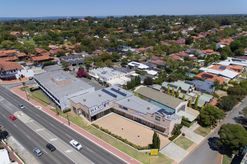Leased Investment in Sought After Location
