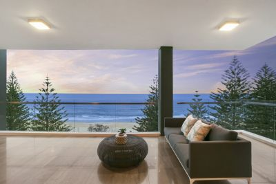 Luxury living on the Burleigh Heads beachfront