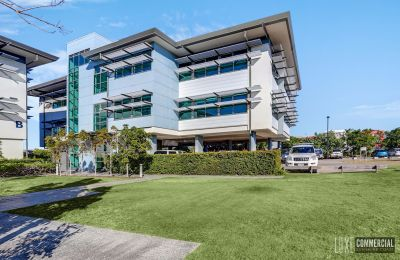 PREMIUM OFFICE INVESTMENT WITH OPTION TO OCCUPY 187SQM | BIRTINYA