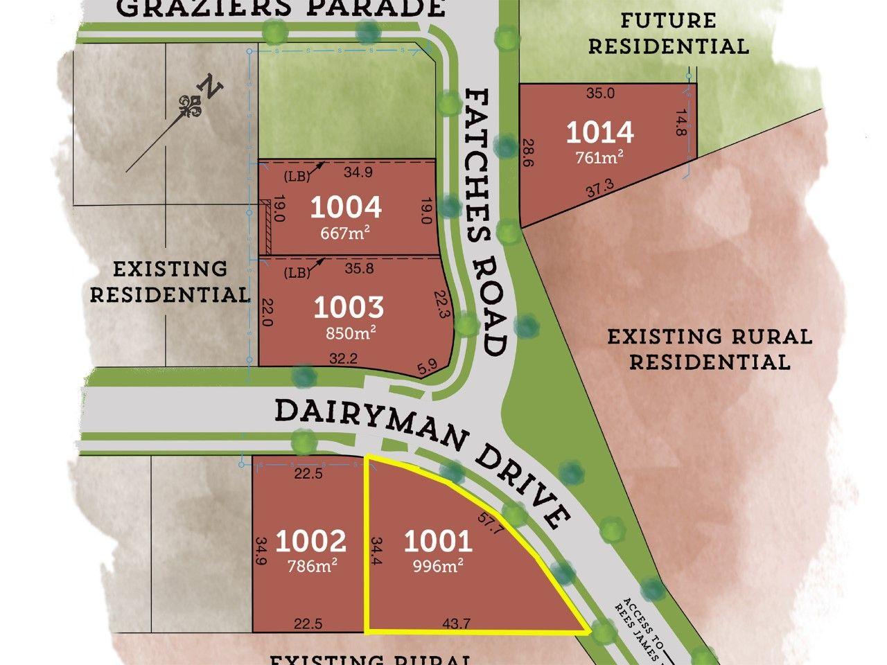 Lot 1001 Dairyman Drive Raymond Terrace 2324