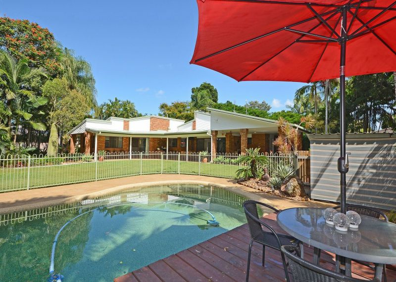 THIS NEWLY RENOVATED ACRE PROPERTY HAS IT ALL: POOL, MASSIVE SHED, TENNIS COURT & MUCH MORE!