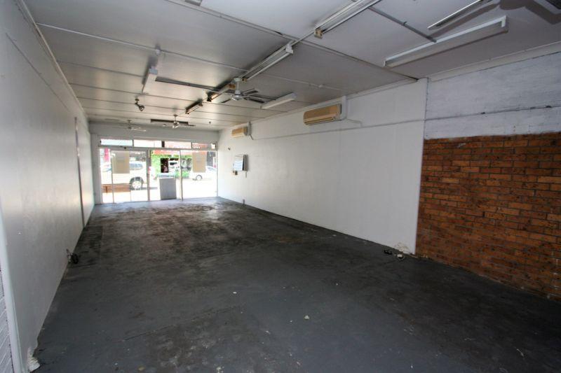 Beaumont Street Retail
