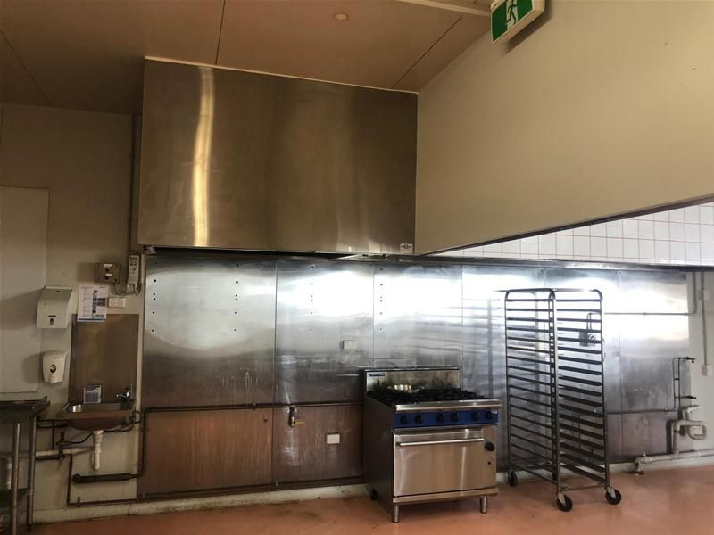 Huge Corner Exposure - Grease Trap, Exhaust Canopy & Cold Room