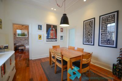 STYLISHLY UPDATED TWO BEDROOM ART DECO RESIDENCE WITH PRIVATE GARDEN