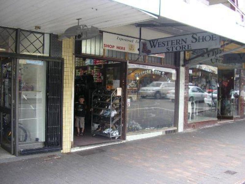 Western Shoe Store