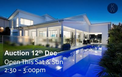 Stunning Home Is The Pinnacle Of Gold Coast Living - Close To Prominent Schools