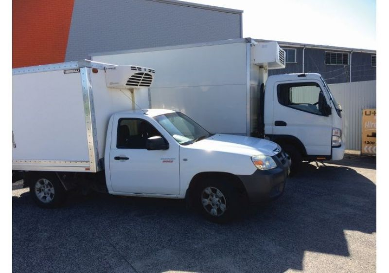 Established Frozen/Chilled Food Distribution and Courier Service - Murwillumba