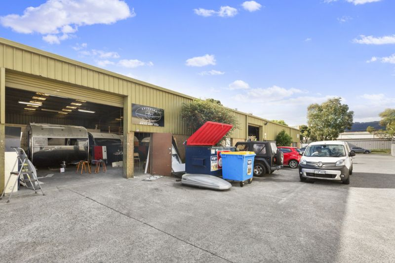 Centrally Located Warehouse