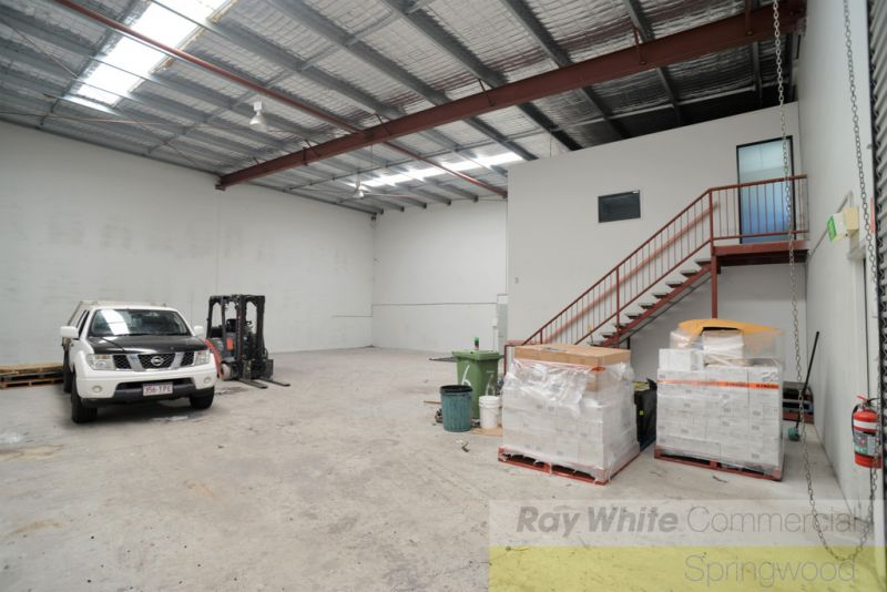 328sqm* Well Presented Office / Warehouse In Secure Complex