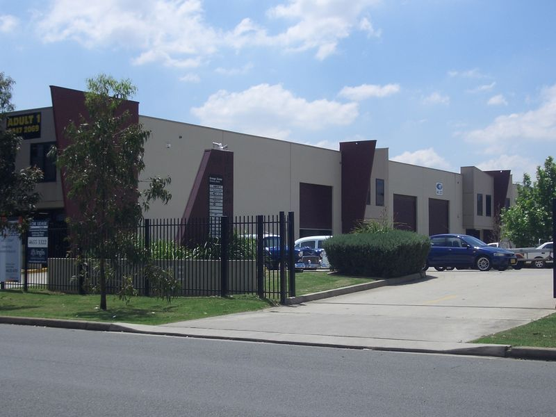 INDUSTRIAL UNIT - FOR LEASE