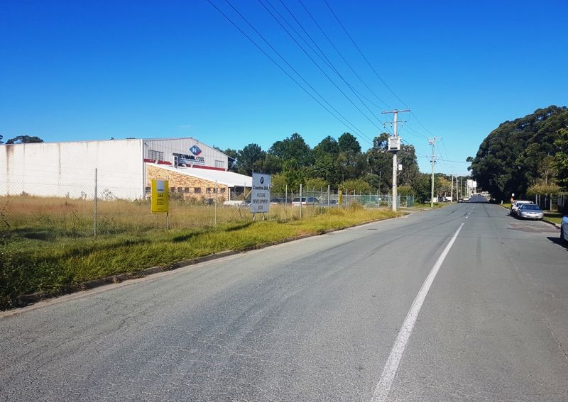 Industrial Land in Central Caloundra - 40 Meter Frontage