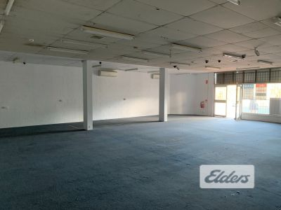 BLANK CANVAS OPPORTUNITY!