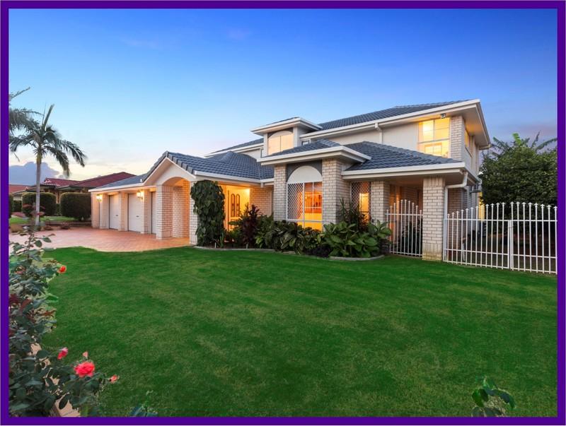 Solid Home on 850m2 - 5 Bedrooms + 5 Garages