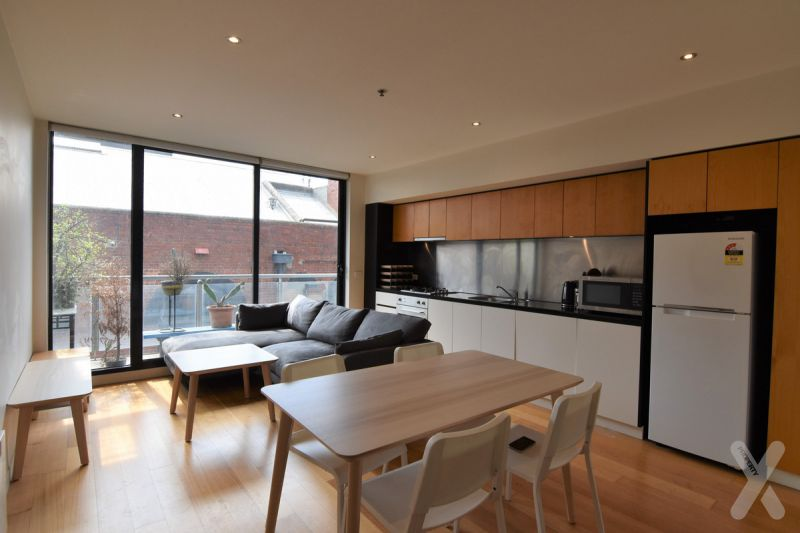 PRIVATE INSPECTION AVAILABLE - Fully Furnished One Bedder AND a secure Carspace - BEST!!