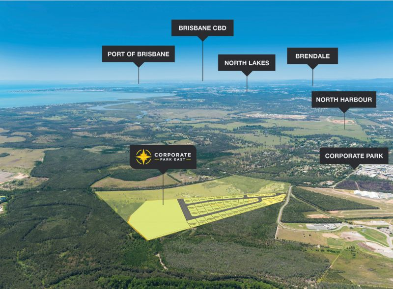2,280m2 - Fully Serviced General Industry Land