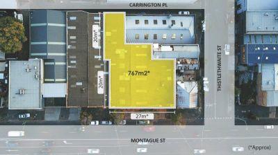 150-158 Montague Street, South Melbourne