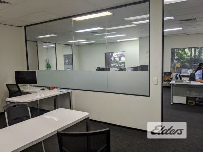 HIGH END OFFICE WITH BRISBANE RIVER VIEWS!